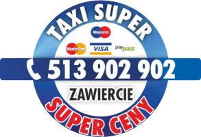 Super TAXI Zawiercie